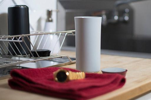 Vessyl White Cup Dishwash