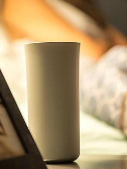 Vessyl White Cup Fullview